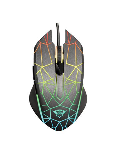 mouses gaming TRUST HERON RGB GXT 170
